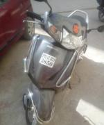 Grey In Color Honda Activa