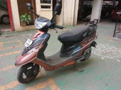 2012 Model TVS Pep Plus In Excellent Condition
