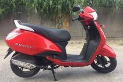 TVS Jupiter 2016 Model Available