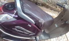 TVS Jupiter 2017 Model Scooty