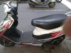 TVS Pep 2016 Model Scooter