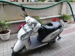 Honda Activa 2015 Model Scooty Available