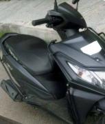 Black Matt Coloured Honda Dio Available