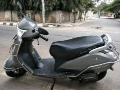 TVS Jupiter 2018 Model Scooty Available