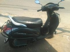 Honda Activa 2013 Model Available