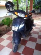 2015 Model Honda Activa In Black Colour