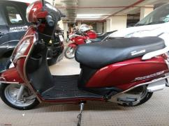 1st Owner Suzuki Access In Red Color Available