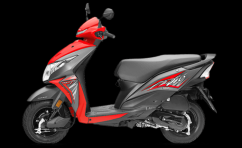 Honda dio 2012 model