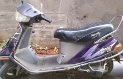Used TVS Scooty 2004 Model for sale in Samarth Nagar, Pune