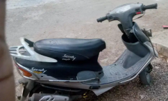 Used Scooty pep 2005 Model available for sale in sainath Nagar Pune