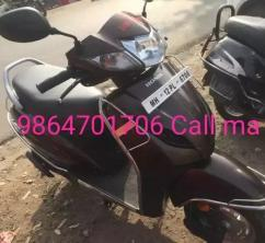 Honda  Activa Year 2017 KM driven 8,000 km