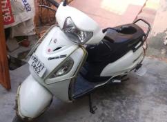 Suzuki access 125cc model 2012