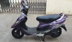 TVS  Scooty Year 2014    5213