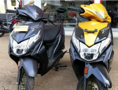 Honda Dio BS6 at low down payment