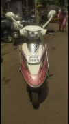 TVS Scooty Year 2012
