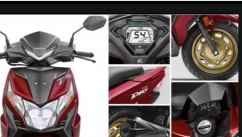 Honda Dio 2020 Model New Scooters down payment 14000