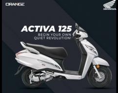 Festival Offers Honda activa Bikes