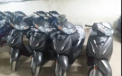 bumper offers Honda activa 6 g scooters