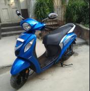 Yamaha BS4 Fascino 110cc   2019