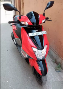 TVS Ntorq scooty model 2019