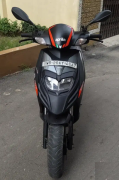 Aprilia150cc scooty model 2018