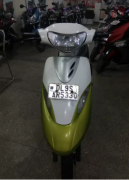 TVS SCOOTY PEP SELF model 2014