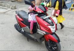 TVS   Ntorq 126cc Year 2019
