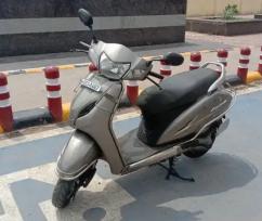 Honda Activa 4g model 2017