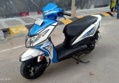 Honda Dio model 2019