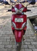 Mahindra Gusto Model 2016