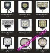 Wholesale LED work light, LED work lamp, LED working light, LED working lamp