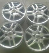 Mackwheels Available For Ford Fiesta