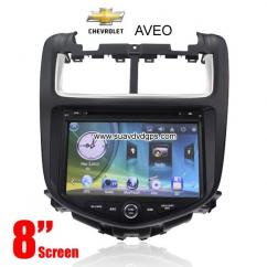 Chevrolet AVEO 2014 Car Radio camera Video DVD GPS SWC