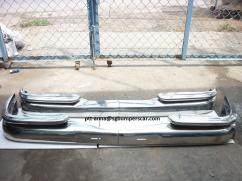 Mercedes Benz W111 Coupe Stainless Steel Bumper (1959-1968)