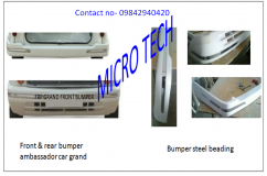 Ambassador car grand bumper