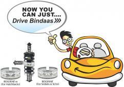 Rogerab Buffer for Honda Civic (Set of 4)