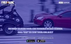 Fastnsure car breakdown services in ahmedabad