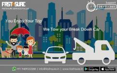 Quick and emergency online garage in vadodara - Fastnsure