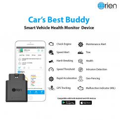 myOrien A GPS Car Location Tracker