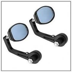 Side mirror for motorcycle available