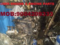 used engine parts used gear boxes body parts for sell