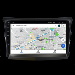 Android Car Stereos For Tata,Skoda,Toyota,Mahindra Cars