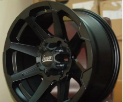 17 Inches Alloy Wheels
