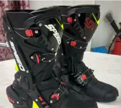 Motorcycle Protective Riding boots