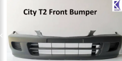 City Imported Bumper