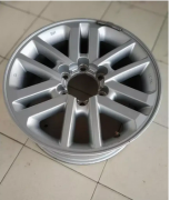 Fortuner Single Alloy