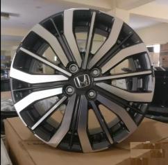 Honda city 16inches alloywheels diamond cut wheels brand new