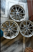 Original 16 Used BMW Alloy wheel Set Of Four