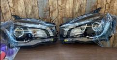 Scross alpha top model headlights new