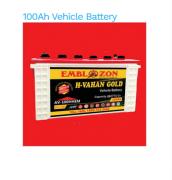 100Ah Vehicle Battery